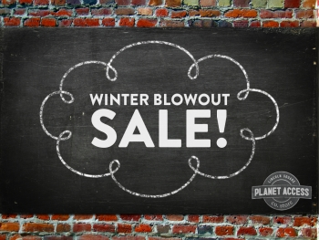 Giant Winter Clearance Sale!
