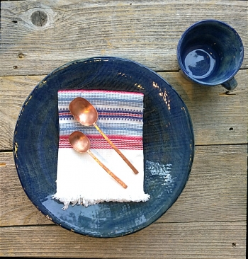 Denim Dinnerware